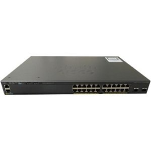 思科(CISCO)WS-C2960XR-24PD-I 24口